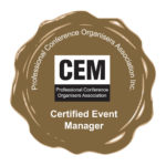 Professional Conference Organisers Association - Certified Event Manager