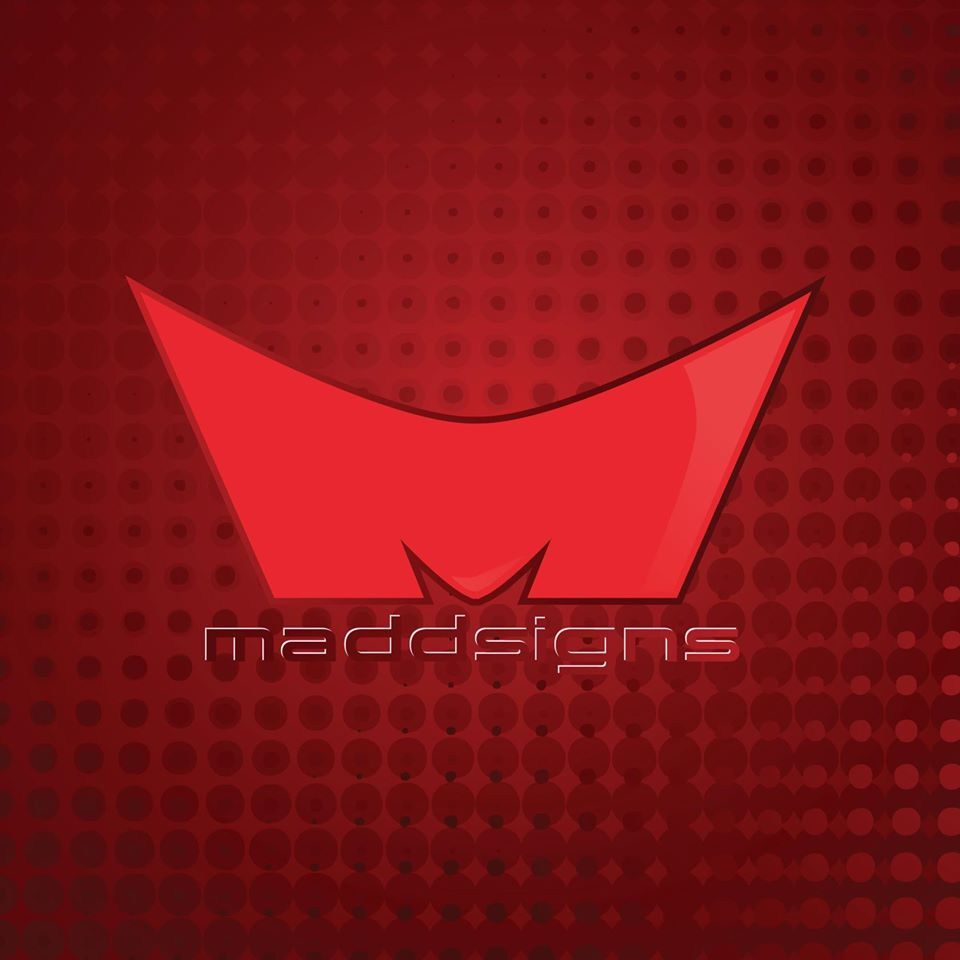 Maddsigns is a Design, Branding and Printing business